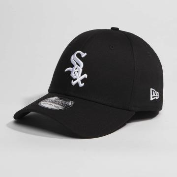 New Era Бейсболкa Flexfit Washed Team Colour Chicago White Sox черный