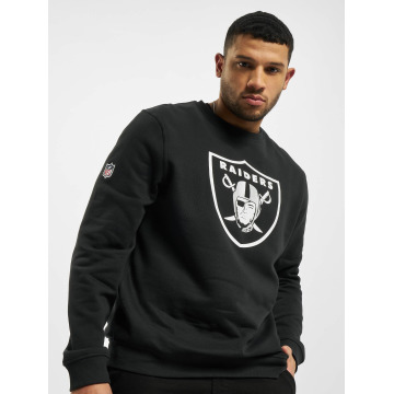 New Era Пуловер Team Logo Oakland Raiders черный