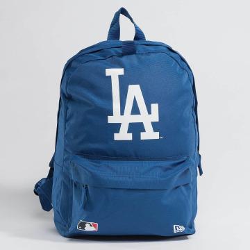 New Era Backpack MLB Stadium LA Dodgers blue