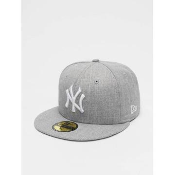 New Era Baseballkeps MLB League Basic NY Yankees 59Fifty grå