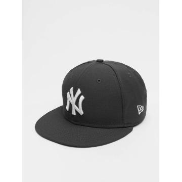New Era Baseballkeps MLB Basic NY Yankees 59Fifty grå