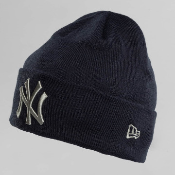 New Era Beanie League Essential Cuff NY Yankees blauw
