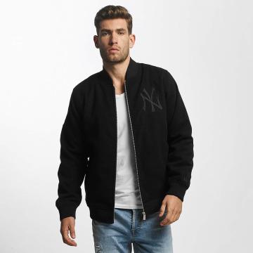 New Era Bomber jacket Team Melton NY Yankees black