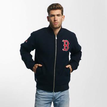 New Era Bomber jacket Team Melton Boston Red Sox blue