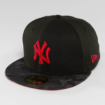 New Era Casquette Fitted Contrast Camo NY Yankees 59Fifty camouflage