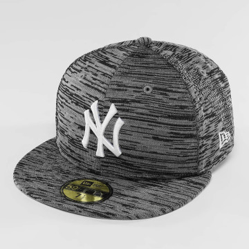 New Era Casquette Fitted Engineered Fit NY Yankees 59Fifty gris
