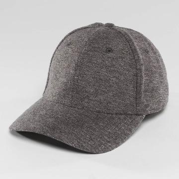 New Era Casquette Flex Fitted Slub 39Thirty Cap gris
