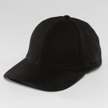 New Era Casquette Flex Fitted Slub 39Thirty noir