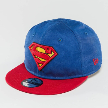 New Era Casquette Snapback & Strapback Hero Essential Superman bleu