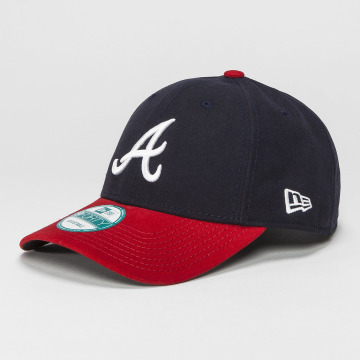 New Era Casquette Snapback & Strapback Atlanta Braves 9Forty Game bleu
