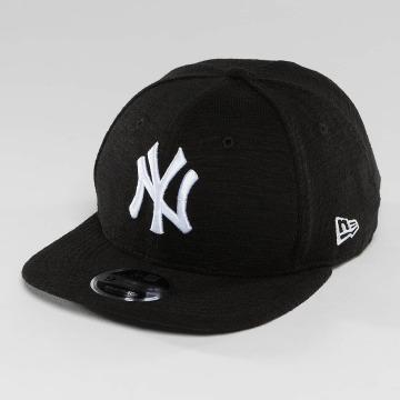 New Era Casquette Snapback & Strapback Slub NY Yankees 9Fifty noir