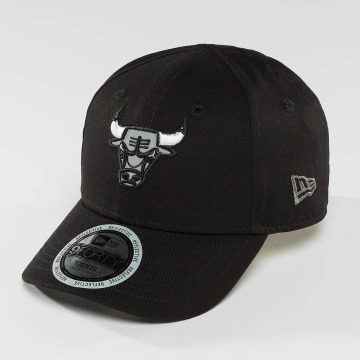 New Era Casquette Snapback & Strapback Reflect Chicago Bulls 9Forty noir
