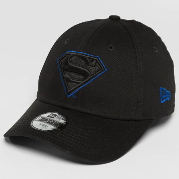 New Era Casquette Snapback & Strapback OUTL Superman 9Forty noir