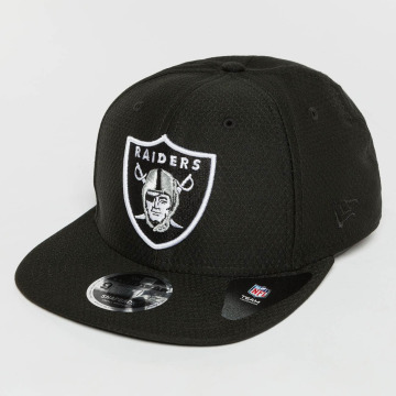 New Era Casquette Snapback & Strapback Dryera Tech Oakland Raiders 9Fifty noir