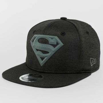 New Era Casquette Snapback & Strapback Concrete Jersey Superman 9Fifty noir