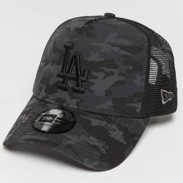 New Era Casquette Trucker mesh Camo Team LA Dodgers Trucker multicolore