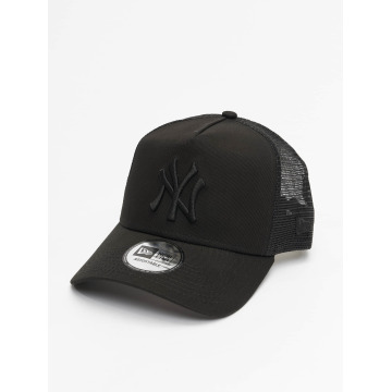 New Era Casquette Trucker mesh Clean noir