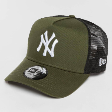 New Era Casquette Trucker mesh League Essential NY Yankees vert
