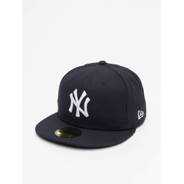 New Era Fitted Cap Acperf NY Yankees 59Fifty blauw