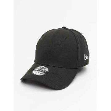 New Era Flexfitted Cap Basic čern