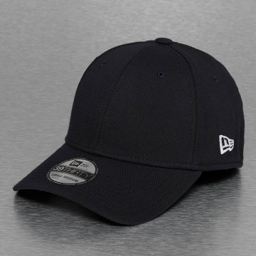 New Era Flexfitted Cap Basic blauw
