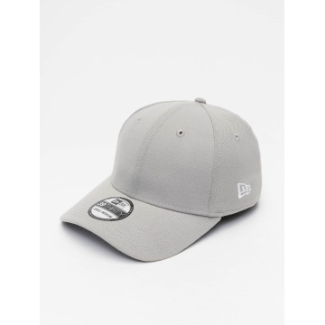 New Era Flexfitted Cap Basic grå