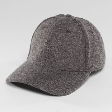 New Era Flexfitted Cap Slub 39Thirty Cap grau