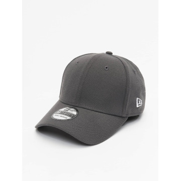 New Era Flexfitted Cap Basic grijs