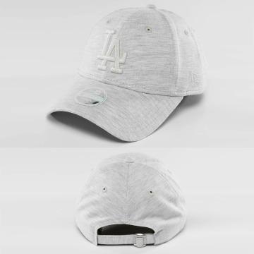 New Era Flexfitted Cap Essential LA Dodgers 9Forty grijs