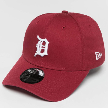 New Era Flexfitted Cap Washed Detroit Tigers 39Thirty rood