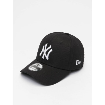 New Era Flexfitted Cap Classic NY Yankees 39Thirty schwarz