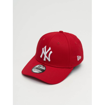 New Era Flexfitted-lippikset League Basic NY Yankees 39Thirty punainen