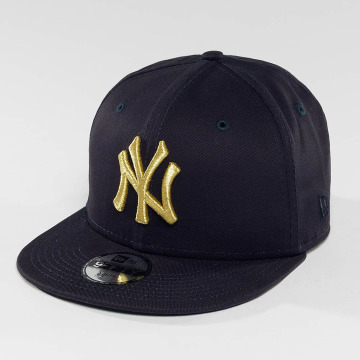 New Era Gorra Snapback Golden NY Yankees 9Fifty azul