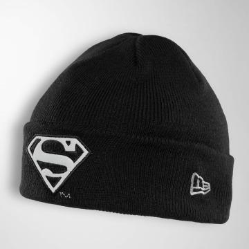 New Era Hat-1 Reflect Cuff Knit Superman black