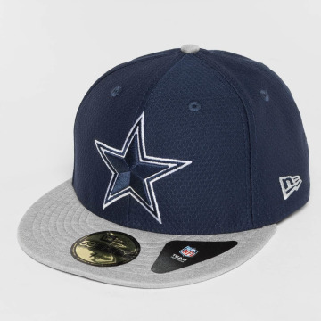 New Era Hip hop -lippikset Dryera Tech Dallas Cowboys sininen