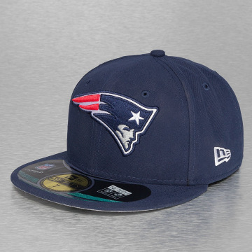 New Era Hip hop -lippikset NFL On Field New England Patriots 59Fifty sininen