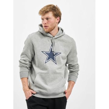 New Era Hoodie Team Logo Dallas Cowboys grey