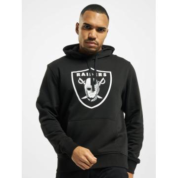 New Era Hoodie Team Logo Oakland Raiders svart
