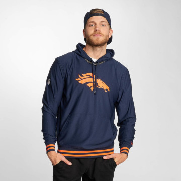 New Era Hoody Dryera New Denver Broncos blau