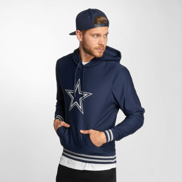 New Era Hoody Dryera Dallas Cowboys blau