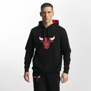 New Era Hoody Chicago Bulls zwart