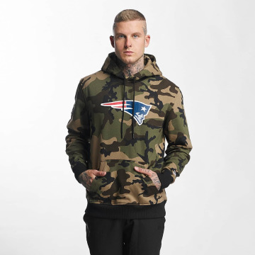 New Era Hupparit Woodland New England Patriots camouflage