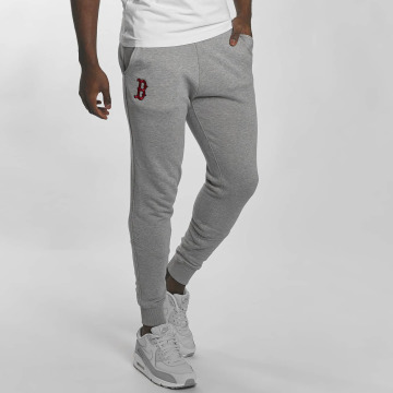 New Era joggingbroek Team Apparel Boston Red Sox grijs