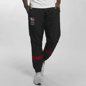 New Era joggingbroek F O R San Francisco 49ers zwart