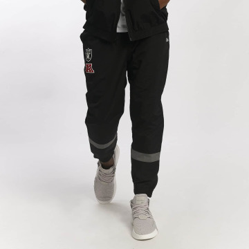 New Era joggingbroek F O R Oakland Raiders zwart