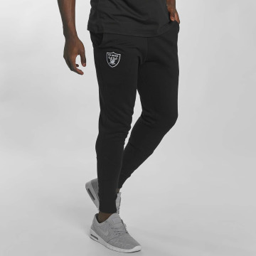 New Era Jogginghose Team Apparel Oakland Raiders schwarz