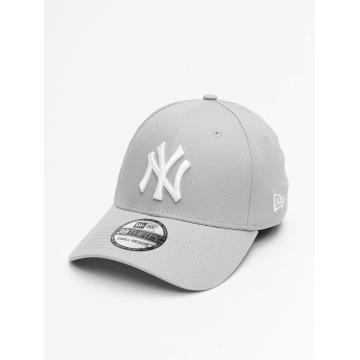 New Era Lastebilsjåfør- / flexfitted caps League Basic NY Yankees 39Thirty grå