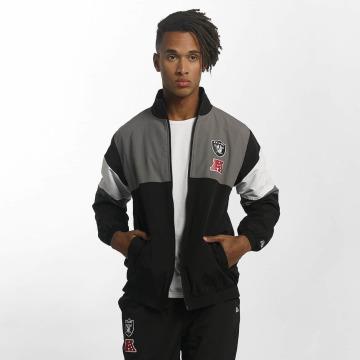 New Era Lightweight Jacket F O R Oakland Raiders black