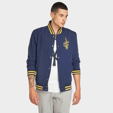 New Era Lightweight Jacket NBA Cleveland Cavaliers Varsity blue