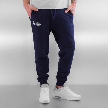 New Era Pantalone ginnico Seattle Seahawks blu